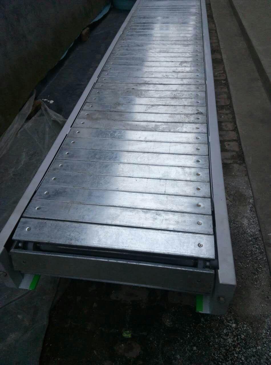 不锈钢板输送机链轮链条的使用说明和维护保养